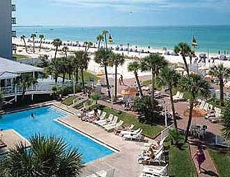 C Reef Beach Resort St Pete The Best Beaches In World